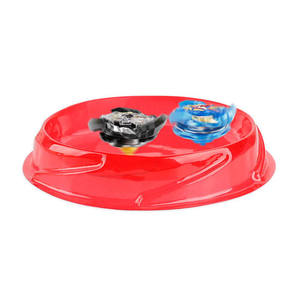 Burst Gyro Arena Disk Exciting Duel Spinning Top Toys For Children Gyro disc arena toy Beyblades Launcher Stadium Battle(China)