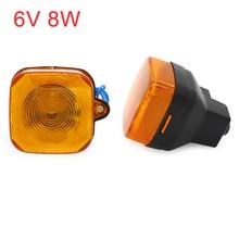 Front Turn Signal Light Indicator Winker Lamp For 1980 Honda CT110 C70 Minitrail CT70 Passport XL80S CB125S Express NC50 II NA50