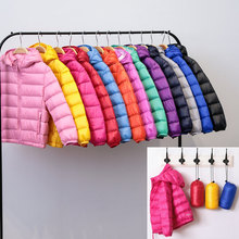Children 2019 Winter Coat for kids Jackets Down Teenagers Teen Warm Baby Girls Jackets Casual Kids Hooded Clothes Outerwear Coat все цены