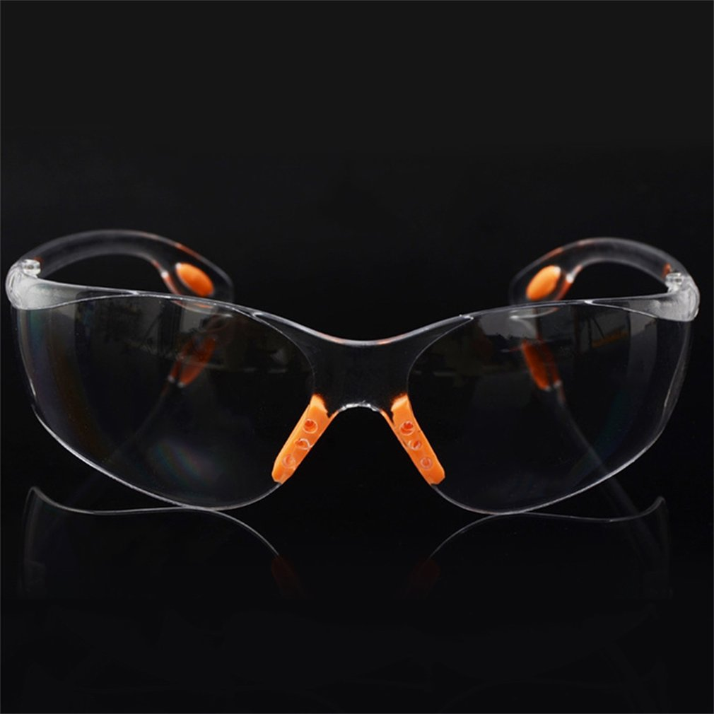 Random Color Comfortable Soft Silicone Nose Clip Outdoor Safety Eye Protective Goggles Glasses Tactical Sports Glasses|Cycling Eyewear| |  - title=
