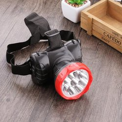 Large LED Lantern Flashlight Portable Outdoor LED Light Rechargeable LED Light Searchlight Camping Lantern Lamp