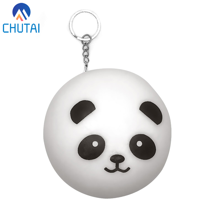 Kawaii Cute Panda Expression Squishy Slow Rising Squeeze Funny Toys Relieves Child Adult Stress Anxiety Christmas Gift 4/7/10CM