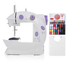 Máquina De coser máquina De coser Costura máquina De Costura Mini mano un coudre Prensatelas máquina coser domestica maszyna ¿szycia