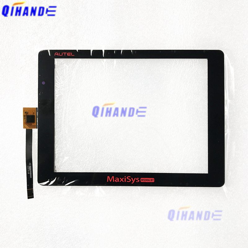 Original New Touch Screen Panel Digitizer Glass Sensor Sensor Replacement For AUTEL MaxiSYS MS906 MS906BT Ms 906 Maxicom MK906
