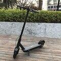 Европейский Сток, оригинальный Ninebot MAX G30, умный электрический скутер, 65 км, складной скейтборд, двойной тормоз, скейтборд с приложением