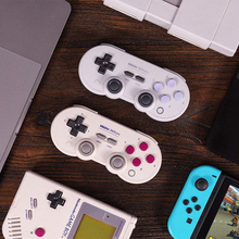 Get more info on the For Nintendo Switch Controller Wireless Bluetooth Gamepad SF30Pro/SN30 Pro 2.4G USB for N ES Switch/Windows/macOS/Android Vibration