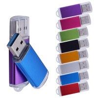 USB 3,0 Flash Drive Metall 4GB 8GB 32GB 64GB High Speed Flash Memory Stick Rotierenden 16GB-Stick Flash Stick für Desktop Laptop