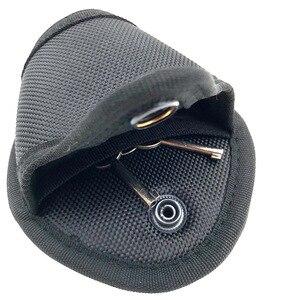 Image 5 - Taktyczne kajdanki uchwyt torba Standard wojskowy kajdanki Case pętli pasa etui wielofunkcyjny uniwersalny szybkie Pull Bag