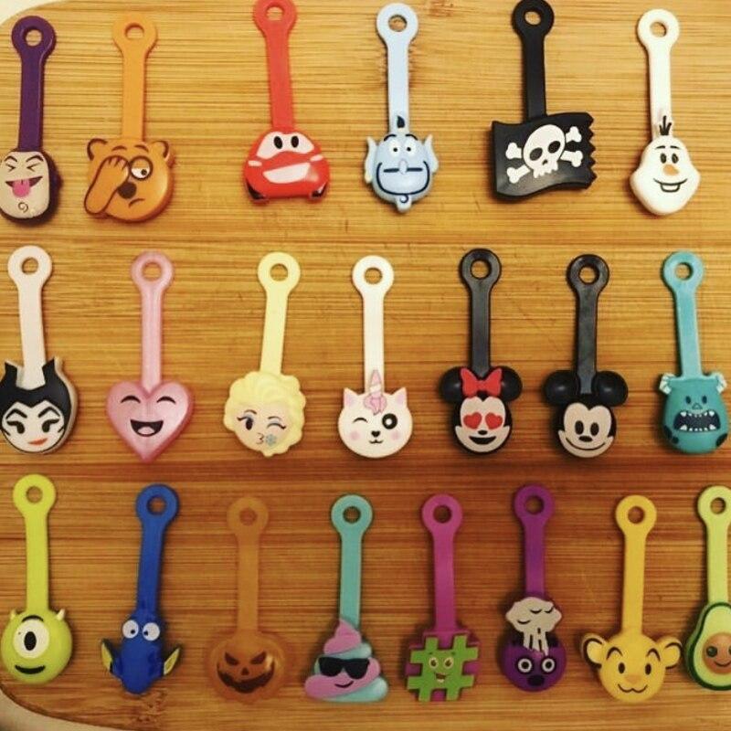 100Pcs Skrepysh 2 Spielzeug Action Magnet Ganze Sammlung Für Kinder Interessant Schaber 2 DIY Spielzeug Kabel Lagerung Waren