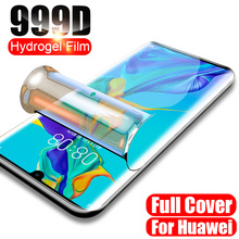 9 H Гидрогелевая пленка для Huawei P Smart 2019, твердая пленка для Mate 10 Lite 7 8 9 Pro, Защитная пленка для экрана телефона Huawei Mate 20 Lite