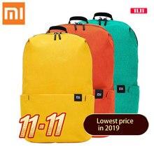 Xiaomi Backpack 10L Bag Waterproof Colorful Leisure Sports Chest Pack Original Men Women Bags Travel Camping For Mens Women