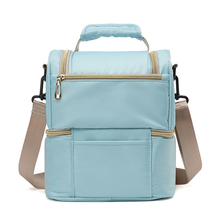 Get more info on the Benepig Fashion Mummy Back Milk Bag Pregnant Women Diaper Bag Large Capacity Diaper Bag Travel Backpack Baby Care Package