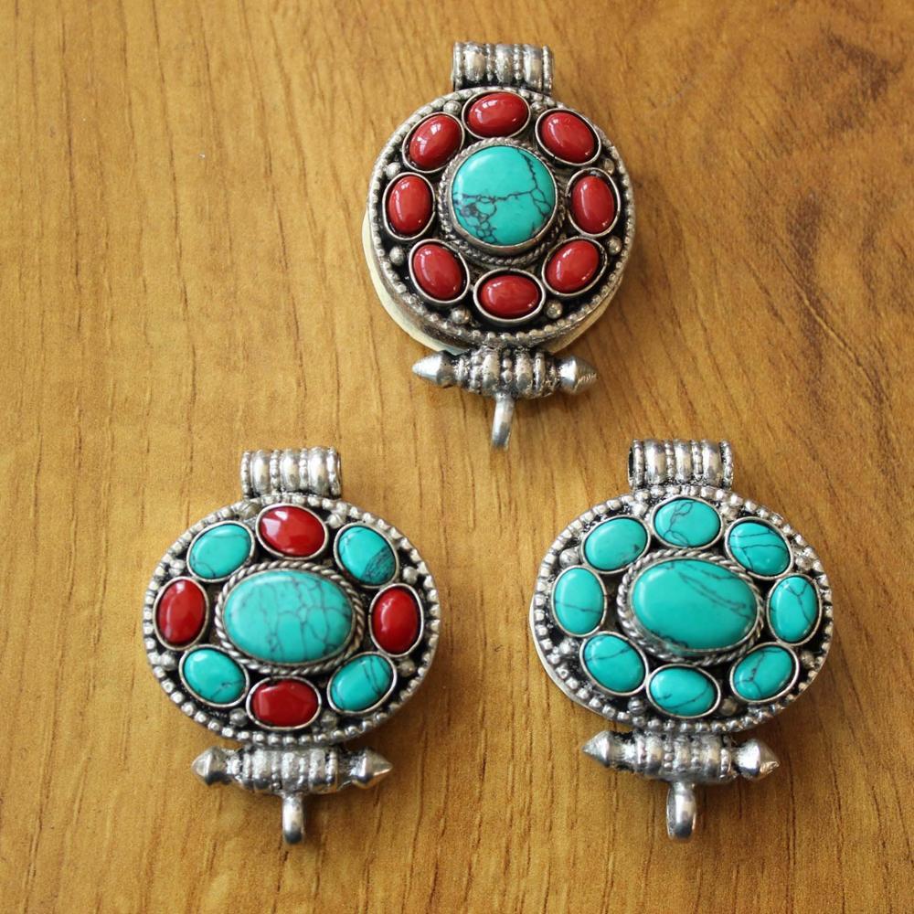 xiangmo-chu Nepal hand inlaid Buddhist supplies Tibet feng shui ornaments