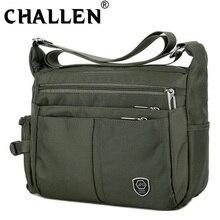 New Fashion Men's Casual Shoulder Messenger Bag Splash-proof