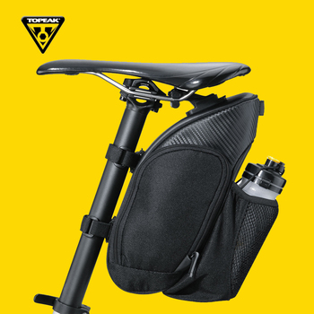 TOPEAK Bicycle Saddle Bag High Quality 1200D Nylon Mountain Road Bike Rear Bag Seat Tail Bag With 3M reflective stripTC2287B крыло заднее topeak defender xc11 29er rear tc9628