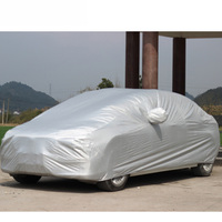 Waterproof Full Car Covers Outdoor sun uv protection dust rain snow protective Universal Fit suv sedan hatchback Auto Covers