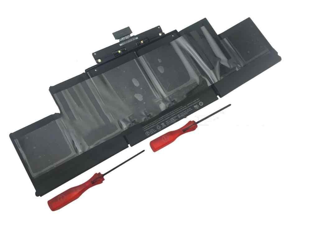 "7XINbox véritable A1494 batterie pour Apple Macbook Pro 15 ""pouces Retina A1398 fin 2013 mi 2014 MGXC2 MGXA2 ME293 ME294 95Wh 11.26V"
