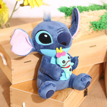 цена на Kawaii Plush Doll Toys Anime Lilo And Stuffed Doll Cute Plush Toys Children Kids Birthday Gift