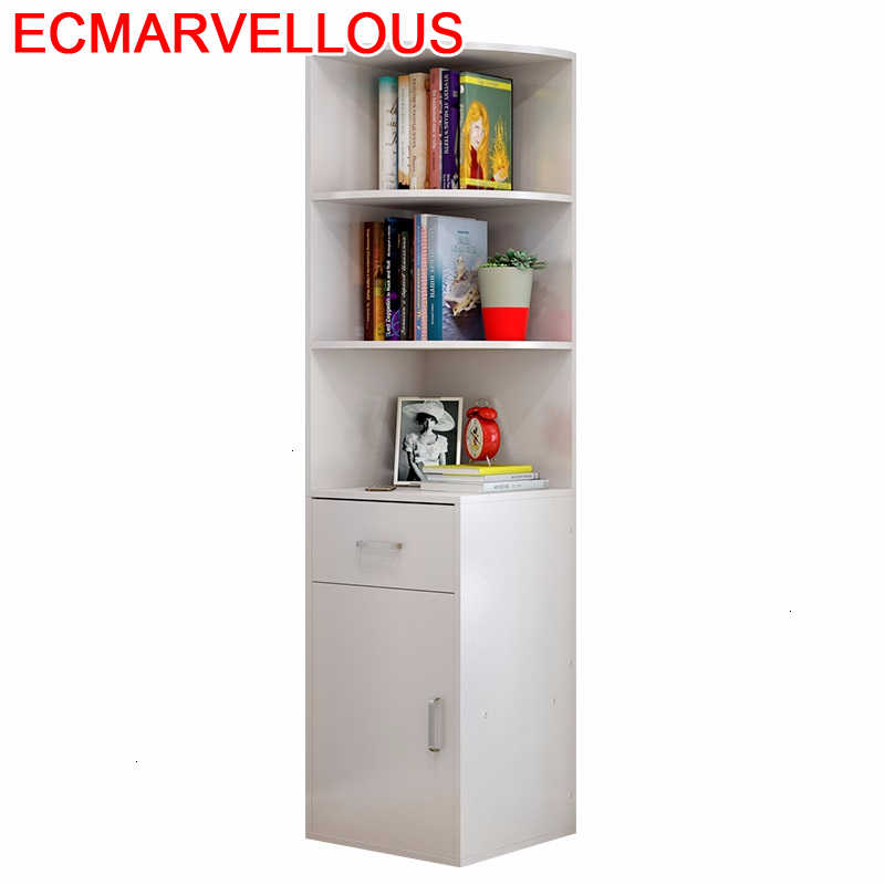 Storage Display Wooden Furniture Auxiliar Cocina Placard Rangement Mueble De Sala Meuble Salon Living Room Corner Cabinet
