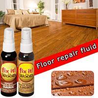 Móveis de madeira enchimento scratch repair agente pintura madeira sistema de reparo kit enchimento varas marcador piso móveis risco