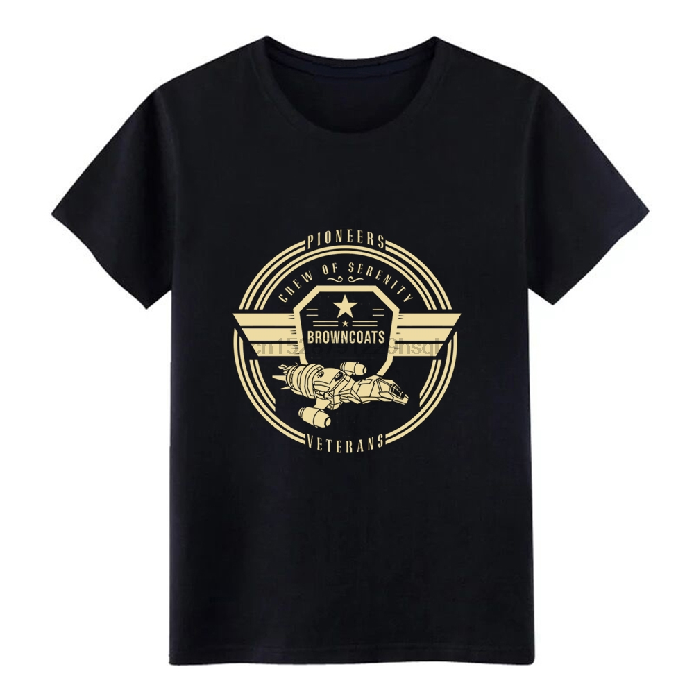 Joss Whedon T Shirt Adult S M L XL Firefly TV Series Personalised T-Shirt Tee