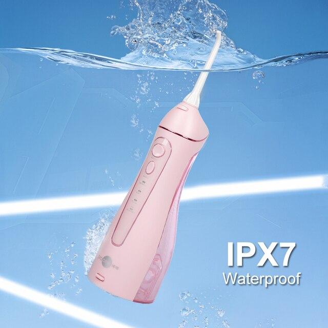 Ирригатор полости рта Mornwell F18-PK1
