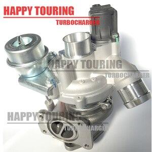 Image 2 - K03 turbo turbine for Citroen C4 / DS 3 For Peugeot 207 3008 308 5008 508 RCZ 53039800121 53039700120 53039700104 53039880104