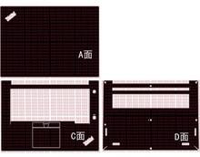 """Dizüstü bilgisayar karbon fiber vinil kapak kaplama çıkartması Lenovo ThinkPad X1 aşırı/P1 1st/2nd Gen 15.6"""""""