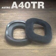 الفانيلا استبدال منصات الأذن ل أسترو A40TR سماعات رغوة الذاكرة الأذن وسائد عالية الجودة