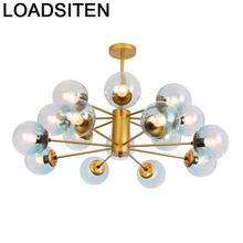 Modernos European Gantung Luminaire Nordic Light Deco Maison Lampen Modern Lampara Colgante Luminaria Hanging Lamp