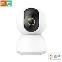 Xiaomi Mijia Smart Camera 2K 1296P Ultra HD Smart IP Camera WiFi Pan tilt Night Vision 360 Angle Video Webcam Baby Security Moni