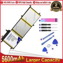 HSABAT 0 цикла 5600 мА/ч, C31N1428 Батарея для ASUS Zenbook UX305L UX305LA UX305UA 3ICP5/91/91 запасной аккумулятор