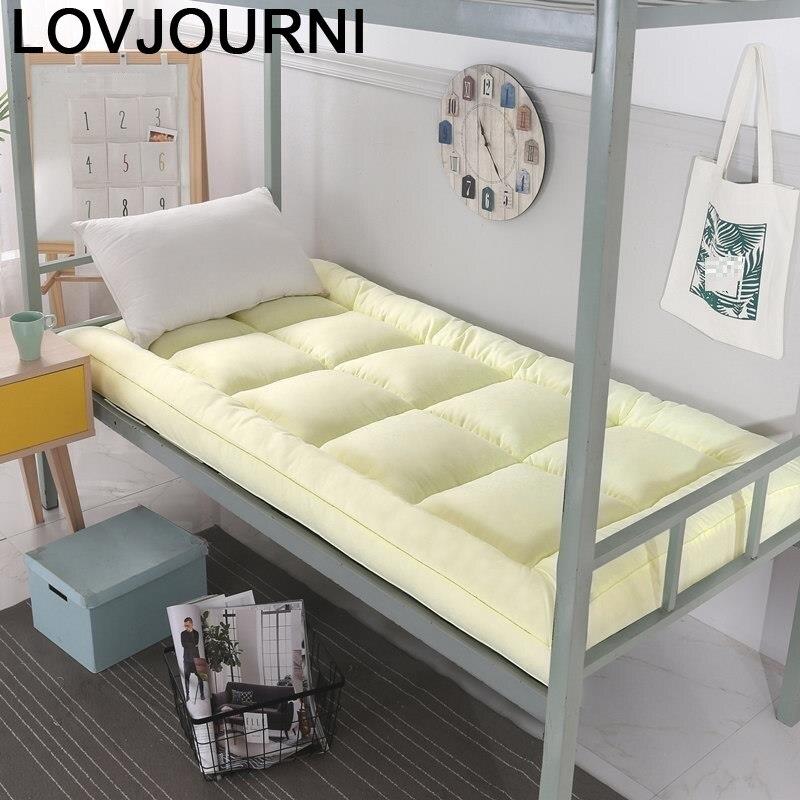 Coprimatasso cama quarto móveis plegable matratzenauflage matratze cama kasur materac matelas colchon colchão topper|Colchonetes| |  - title=