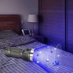 Astrolux MF01 Mini-UVC 7x UVC + UVA Sterilisator Lampe Desinfektion Keimtötende Taschenlampe UV Uv Bakterielle Milben Sauber Taschenlampe