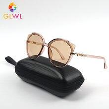 """Элитный бренд солнцезащитные очки женские """"кошачий глаз"""""""