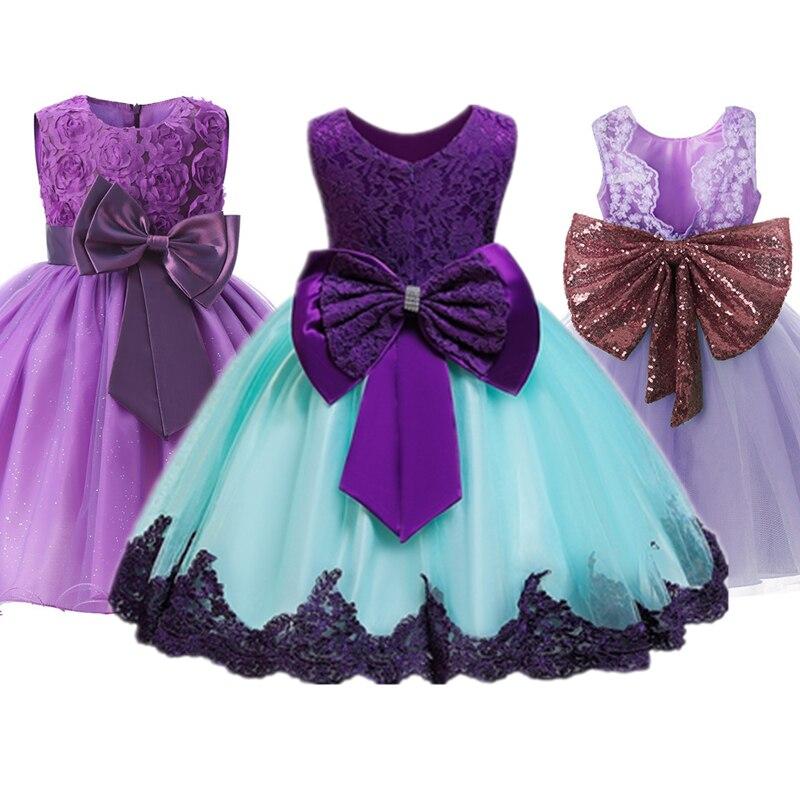 Dziewczynek koronkowa sukienka dla dziecka dzieci 1st 2st sukienka na przyjęcie urodzinowe 1 2 lata noworodka suknia do chrztu niemowląt chrzest odzież