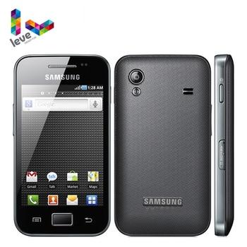 Unlocked Samsung Galaxy Ace S5830 S5830I GPS 5MP Camera Bluetooth WIFI 3G Original Refurbished Mobile Phone
