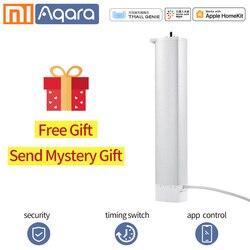 Aqara Gordijn Motor Smart Gordijn Voor Xiaomi Gordijn App Afstandsbediening Draadloze Timing Elektrische Gordijn Ondersteuning Zigbee Wifi App