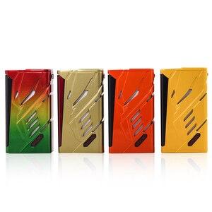 Image 2 - Orijinal SMOK t priv 220W kutusu MOD çift 18650 pil elektronik sigara Vape Mod için 510 konu