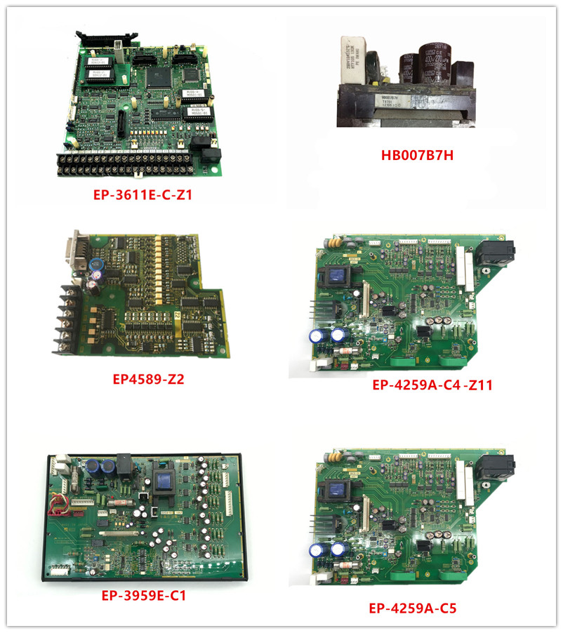 EP-3611E-C-Z1/Z2/Z4/Z5/Z6 HB007B7H EP4589-Z2 EP-4259A-C4-Z11/Z13/Z7 EP-4259A-C5 EP-3959E-C1/C2/C3/C4/C5/C6 Used Good Working