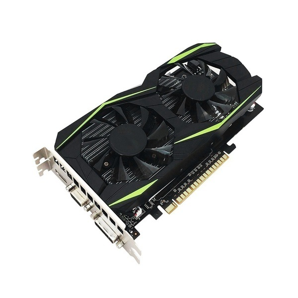 Brand New G TX1050Ti Graphics 4G DDR5 Desktop Graphics Card Computer Independent Ultra-clear Game Foreign Trade Wholesale