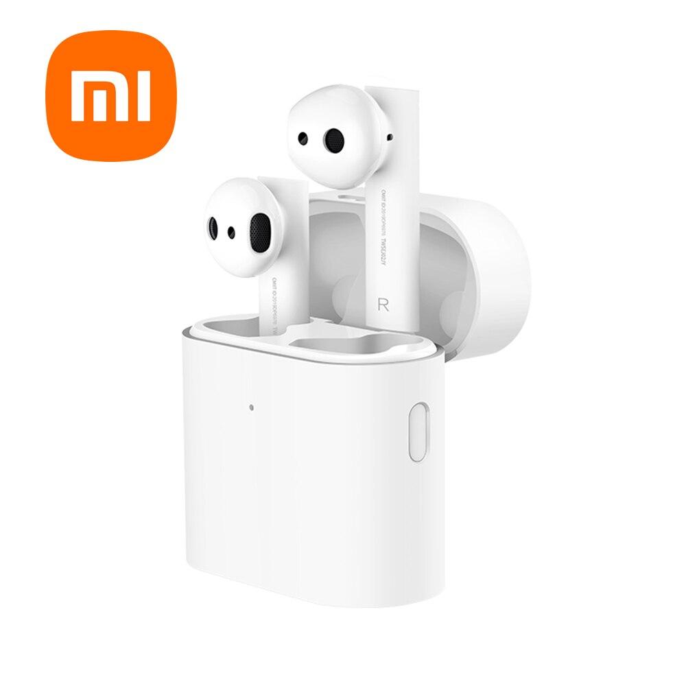 Original Xiaomi Mi True Wireless Earphones 2 Airdots Pro Air 2 TWS Bluetooth Headset True Wireless Stereo Sport Earphone ANC