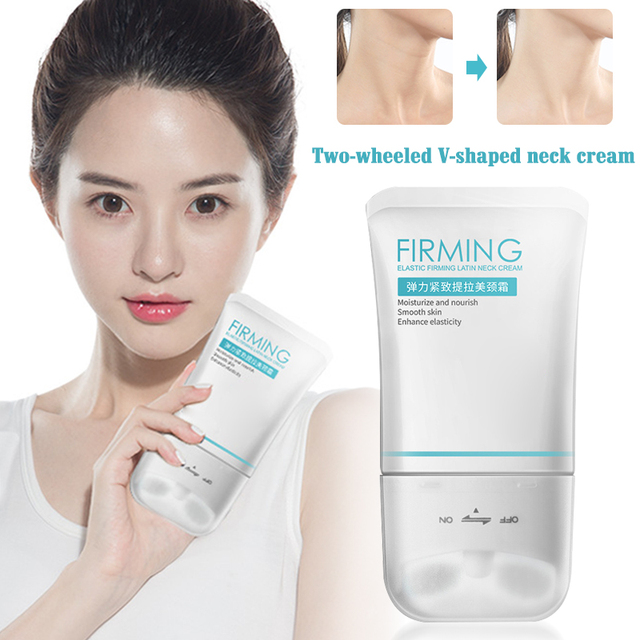 Wholesale Firming Neck Cream Double Roller
