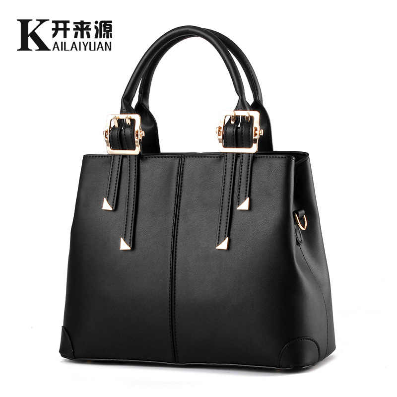 100% Genuine leather Women handbags 2019  bag new handbag fashion handbag Crossbody and temperament type single shoulder bag