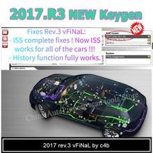 2021 mais recente versão 2017. r3 com keygen vd ds150e cdp para delphis em cd/disco/dvd para carros caminhões tcs pro plus 2017. r1