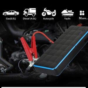 Image 2 - GKFLY dispositif de démarrage voiture étanche 28000mAh, chargeur de batterie pour essence, 8 l, Diesel, batterie externe l, 12V, 1000a
