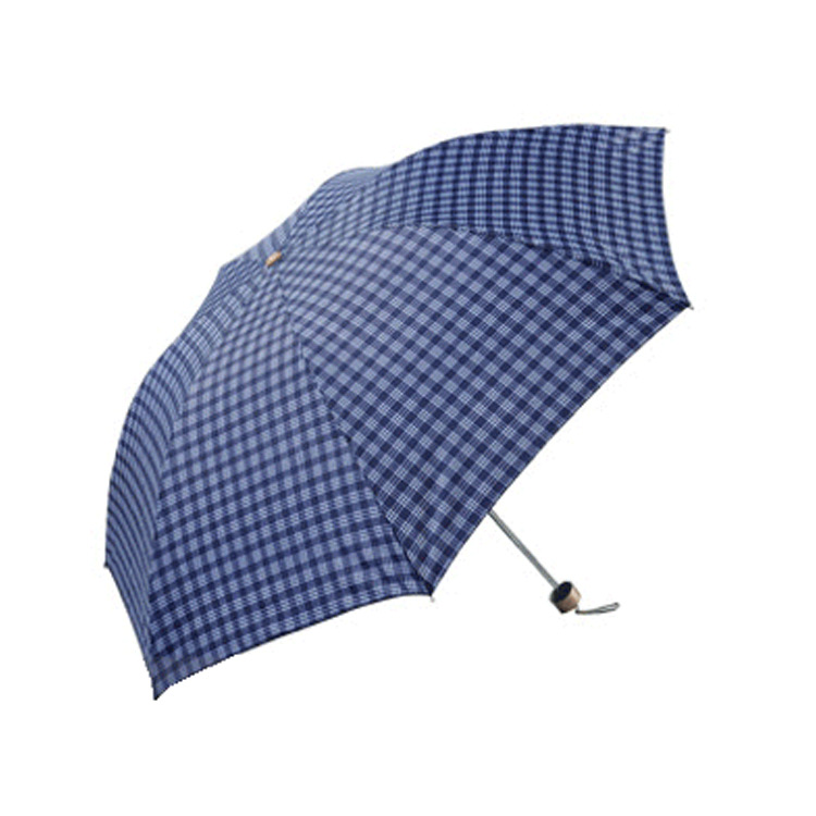Paradise Umbrella 339S Genuine Product Men Business Plaid Folding Extra-large Umbrella Customizable Logo Manufacturers Wholesale