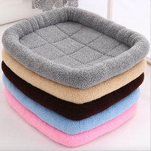 Pet Large Dog Bed Warm House Soft Nest Baskets Waterproof Kennel For Cat Puppy Plus size Drop shipping