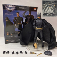 Mafex 049 Batman BEGINS SUIT The Dark Night PVC Action Figure Collectible Model Toy