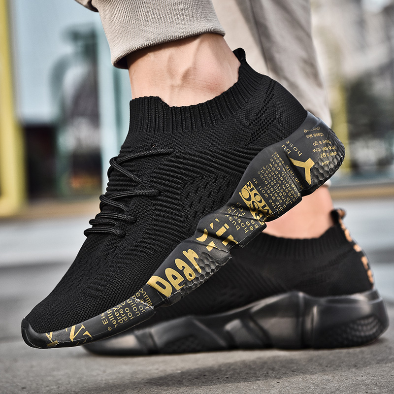 Weweya 2019 Shoes Men Fashion Breathable Casual Sneakers Brand Young Leisure Lace-up Sneakers Men Shoes Walking Feminino Zapatos